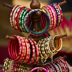 Bangles ! by Ashish Jain - Artistic Objects Other Objects ( ashish jain, oddlens, asia, surajkund, india )