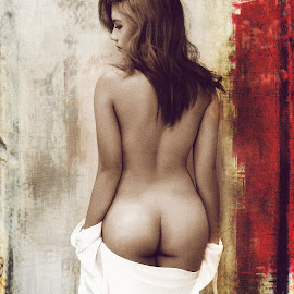 Off the wall by Ocidem Graphix - Nudes & Boudoir Artistic Nude