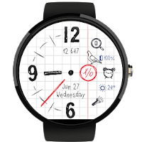 Watch Face: Paper For PC (Windows And Mac)