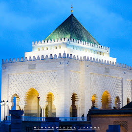 Moroccan Architecture by Mohamed-Fadel Lakhmi - Buildings & Architecture Architectural Detail