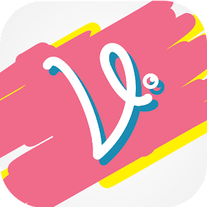 Vibie Live stream video Fun & Share - Vibie WE BE SMILE APK Icon