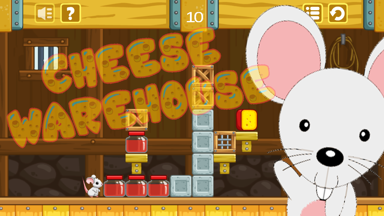 Cheese warehouse – Find cheese Screenshot 5
