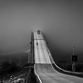 by Bjørn Johnsen - Buildings & Architecture Bridges & Suspended Structures