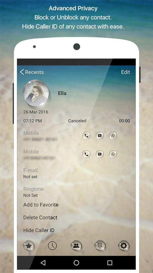PIP Bubble Dialer Pro Screenshot 5
