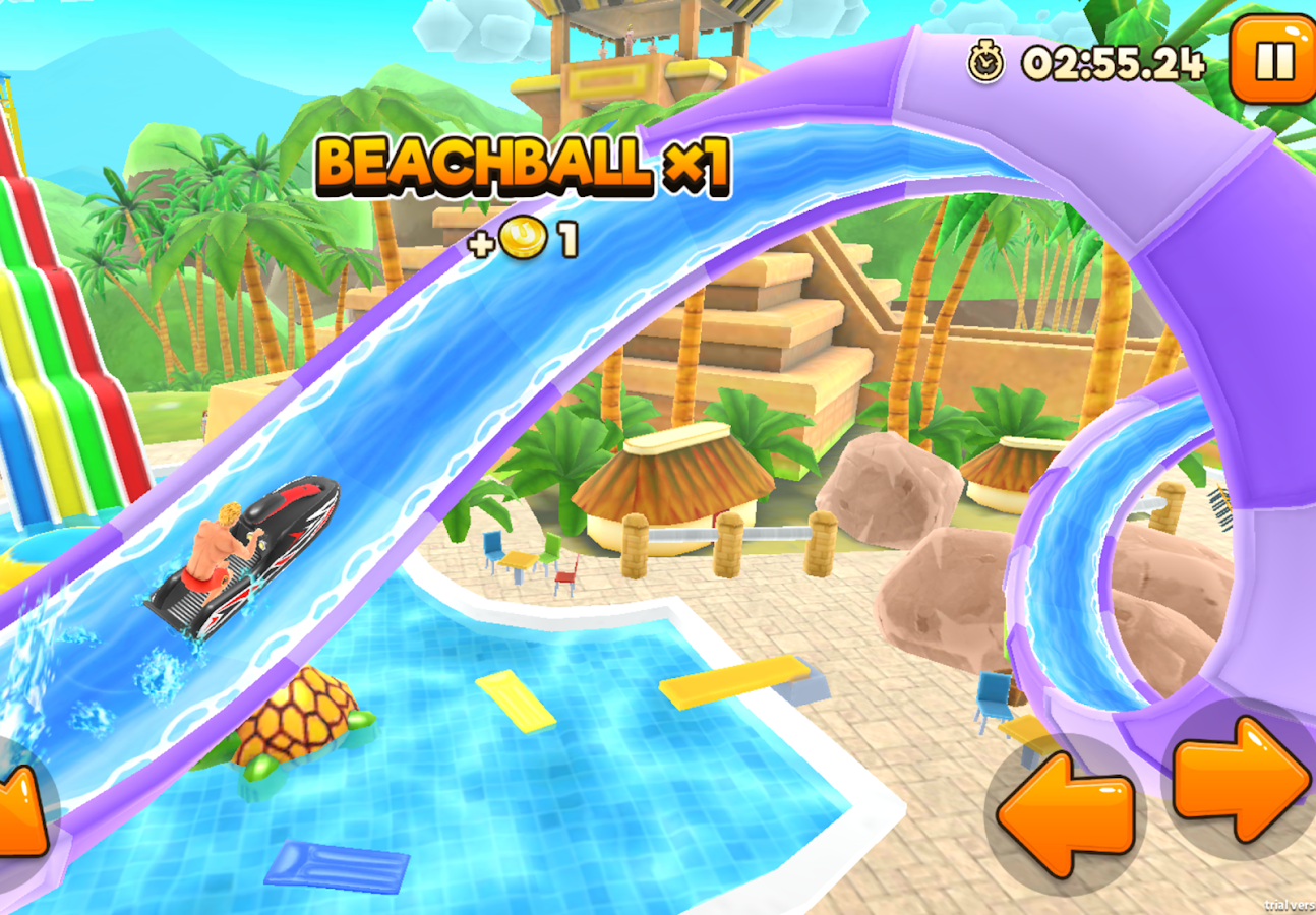 Uphill Rush Racing Screenshot 3