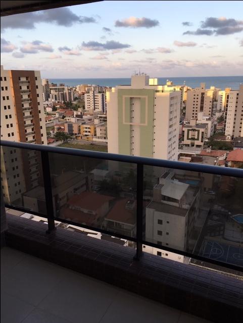 Apartamento com 3 dormitórios à venda, 80 m² por R$ 460.000 - Bessa - João Pessoa/PB