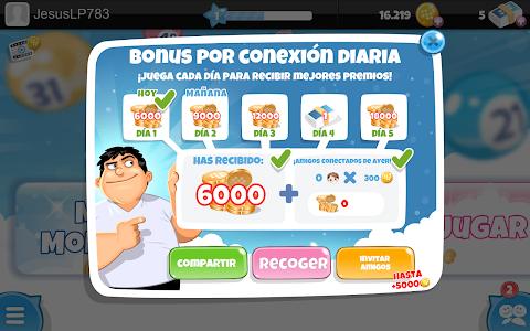 Loco BINGO Online: Juegos de Bingos en Español 이미지[6]