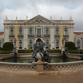 Queluz Palace by Pedro Silva - Buildings & Architecture Statues & Monuments
