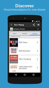 Stitcher Radio for Podcasts APK for Bluestacks
