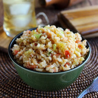 Green Chili Rice