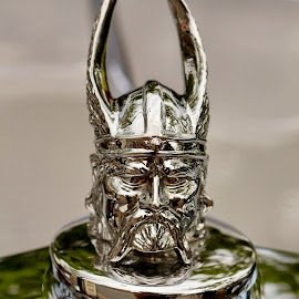 Car hood ornament  by Angela Neild - Artistic Objects Other Objects