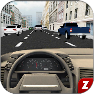 Cover art Traffic Car Driving 3D