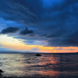 by Nikola Ursic - Landscapes Cloud Formations