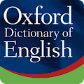 App Oxford Dictionary of English Free APK for Kindle