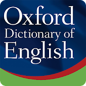 App Oxford Dictionary of English version 2015 APK