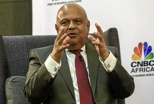 Finance minister back in S. Africa on Zuma's orders
