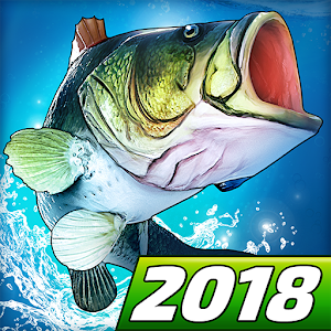 Fishing Clash: Catching Fish Game. Bass Hunting 3D For PC (Windows & MAC)
