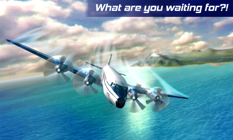 Real Pilot Flight Simulator 3D Screenshot 4