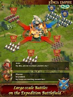 Screenshot of King Empire for Tango