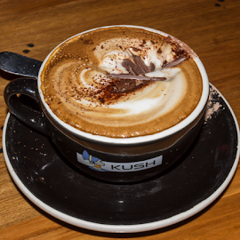 cappuccino by Vibeke Friis - Food & Drink Alcohol & Drinks ( chocolate, food, coffee,  )