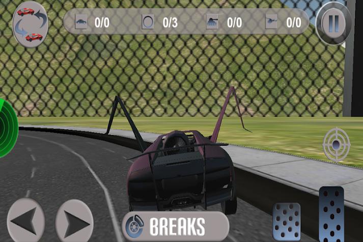 Real Flying Car Simulator Screenshot