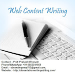 eBranding India in Chennai, is one of the Best Content Writing Service provider