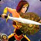 Wonder Warrior Woman 2017 - Sword Fighting Game