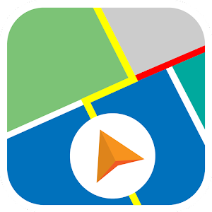 Talking on the streets of Tehran navigation with text-to-speech Persian fun APK Icon