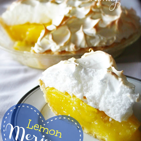 Mom's Lemon Meringue Pie