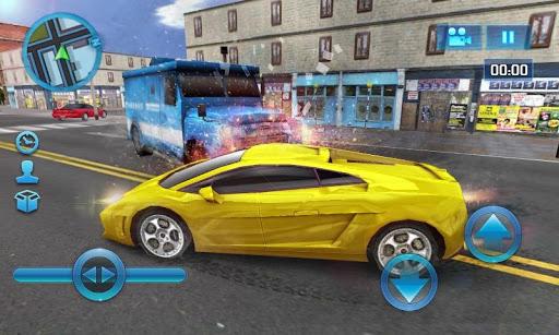 Driving in Car screenshot 9