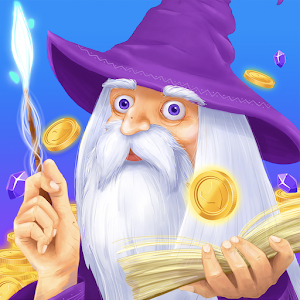Idle Wizard School - Wizards Assemble For PC (Windows And Mac)