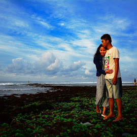 romantic heaven by Wachid  Mujahid - People Couples