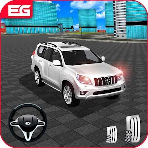 Download Prado Car Parking Mania 2017 For PC Windows and Mac