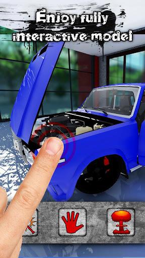 Car Crash Sport Lada 2107 - screenshot