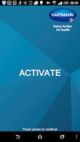 Screenshot of Hartmann Activate (GB)