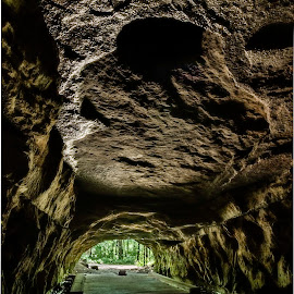Cave by William Boyea - Landscapes Caves & Formations ( cave )