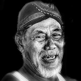 Java Man by Nann Photos - People Portraits of Men ( portraits, people, portrait,  )
