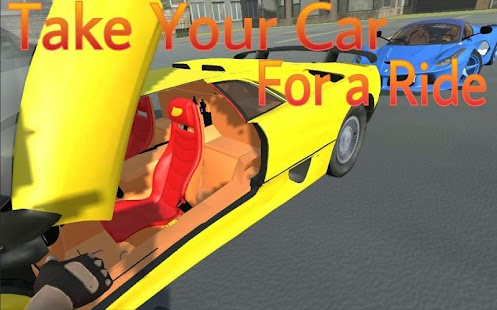 Extreme Cars Stunts Full - screenshot