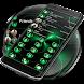 Dialer Spheres Green Theme