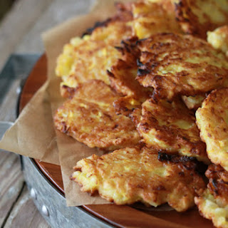 Squash Fritters Recipes