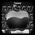Black Apple Keyboard Theme Icon