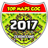 App TOP Maps for Clash Clans 2017 APK for Windows Phone