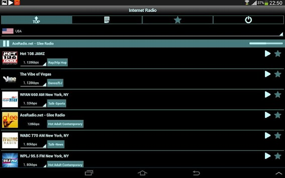 Radio Online APK screenshot thumbnail 7
