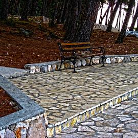by Alenka Predic - City,  Street & Park  City Parks