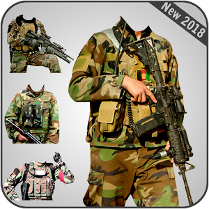 Afghan Army Suit Editor - Uniform changer 2017 For PC (Windows & MAC)