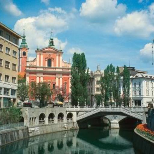 Android aplikacija City Maps - Ljubljana na Android Srbija
