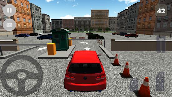 Real Car Parking APK for Bluestacks