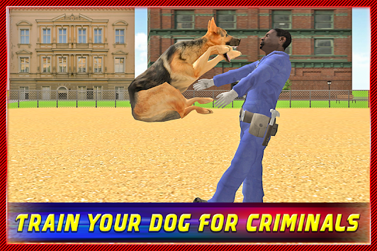 Modern Police Dog Training APK
