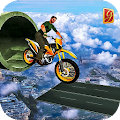 Game Tricky Bike Race Free: Top Motorbike Stunt Games APK for Kindle