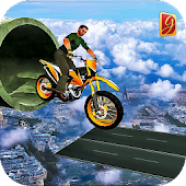 Game Tricky Bike Race Free: Top Motorbike Stunt Games APK for Windows Phone
